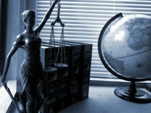 amerikaanse justitie