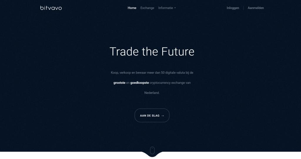 Bitvavo: Trade the Future